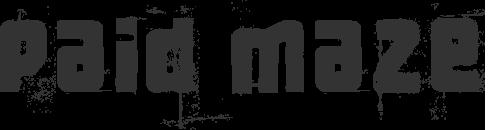 Paid Maze Logo